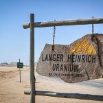 Chinese state on the verge of full take-over of Langer Heinrich uranium mine