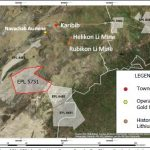 Australian miner enters JV for Karibib lithium project