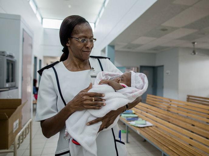 Onandjokwe hospital decentralising health care
