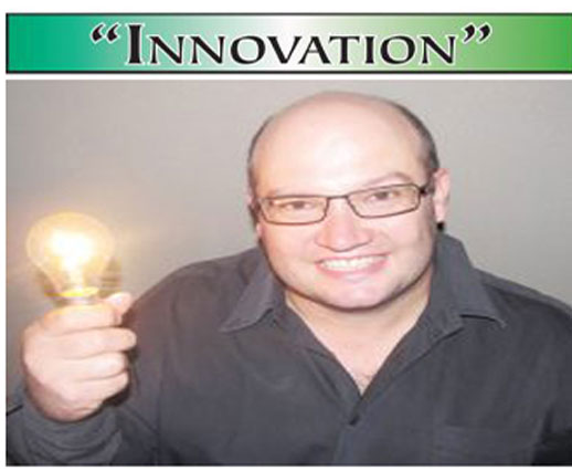 Innovation requires great ideas at the brainstorming side