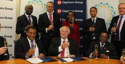 GIPF acquires 25% stake in Capricorn Group