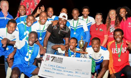 Diala crowned Top Score champs