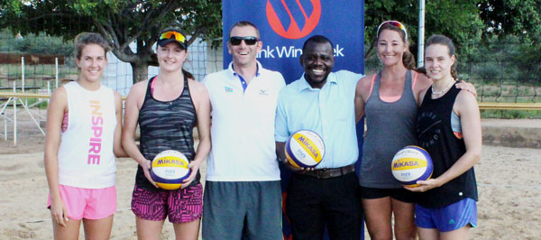 Swakkies to host Beach Volleyball Championships