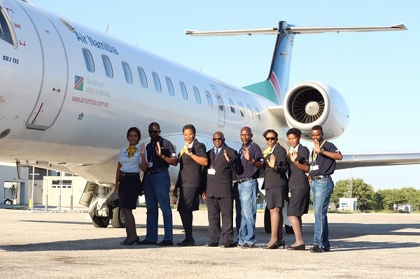 Ondangwa Station Controller retires from aviation after 40-year career
