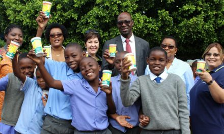 Oshikandela brings sustenance on Africa Day of School Feeding