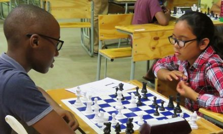 Young chessers battle for a chair at national championship