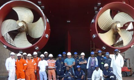 Angolan oil tugs help turn around EBH fortunes