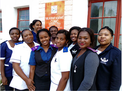 Rundu nurses get training on cancer screening