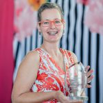 Van der Linden becomes new PPS Professional Woman of the Year