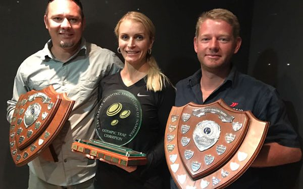 Shooters awarded, Ahrens retires