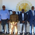 Ministerial visit to Tsumeb finds out how smelter works