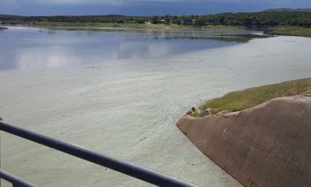Namwater Dam Bulletin on Monday 26 July 2021