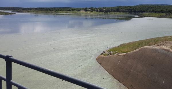 Namwater Dam Bulletin on Monday 13 September 2021