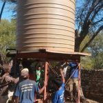 Easier access to water points improves lives in the Nyae Nyae Conservancy