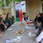 German Embassy gives financial aid for future teachers