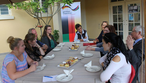 Embassy gives financial aid for future German teachers