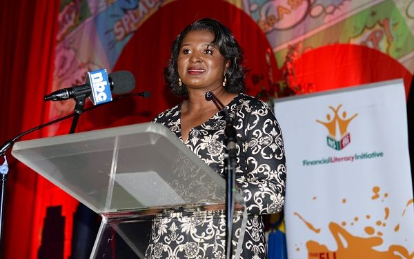 First Lady speaks on financial inclusion and being a superhero