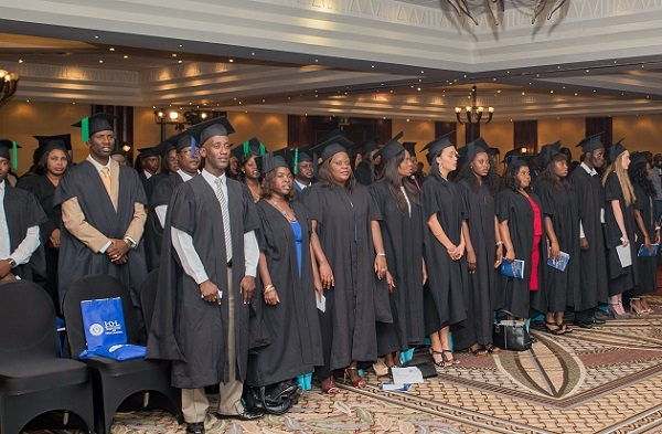 More than 300 students graduate from Institute for Open Learning