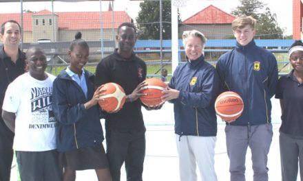 Basketball development camp to nurture youth