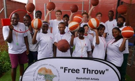 Basketball draws more players as trained coaches take the game to schools