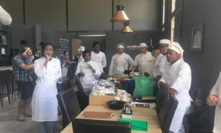 Young chefs cook up a storm in junior chef competition