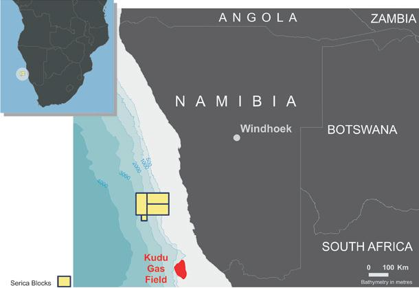 Kudu Gas final investment decision likely before end of year