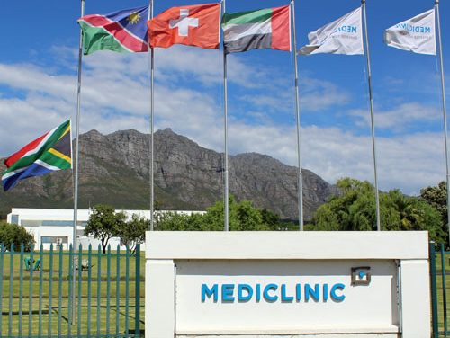 Namibia, South Africa lift Mediclinic's revenue