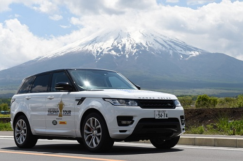 Land Rover again partners Rugby for 2019 World Cup