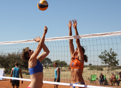 Top beach volleyball players primed for 2nd Timeout Beach Series