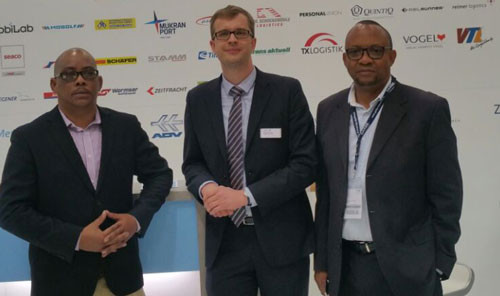 Corridor Group engages international logistics community in Munich