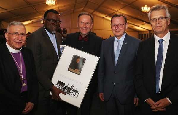 Lutherans gather in Windhoek for 500th anniversary of the Reformation