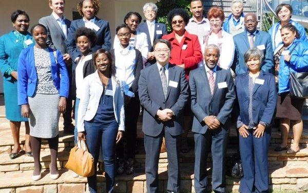 Japanese-trained civil servants welcomed back by Ambassador Sakamoto