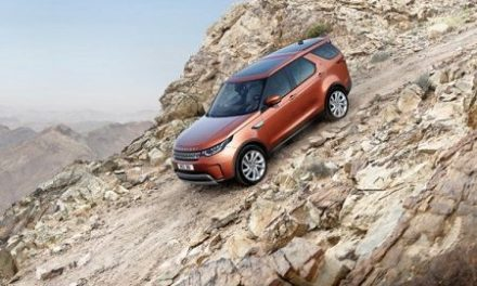 Hefty price tag on new Discovery but Land Rover says it is more than capable