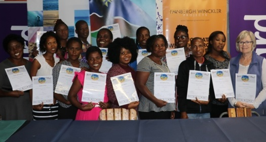 Kindergarten teachers qualify after completing Amos Meerkat programme