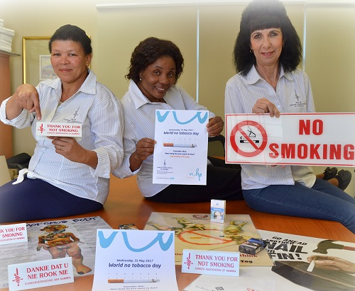 Use World No Tobacco Day to stop smoking or die trying