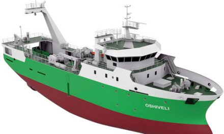 Local firm to revolutionise fishing industry with construction of fishing vessel