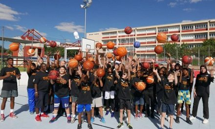 Basketballers make Mayday count for improving their skills on the court