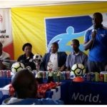Youth to square-off in Africa Day Cup