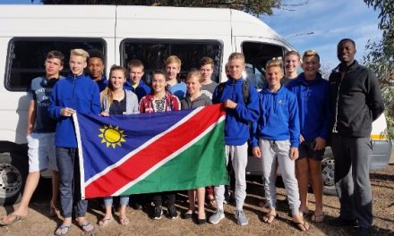 Two junior squash teams make their mark at Bloemfontein provincial tournament
