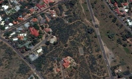 New US Embassy targets large piece of undeveloped land in Klein Windhoek