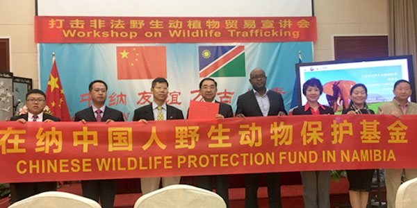 Simultaneous Windhoek-Harare workshops held to curb illegal wildlife trade