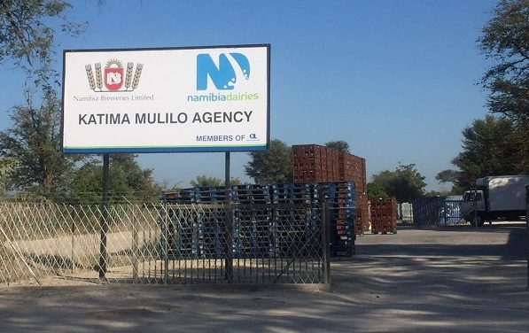 Katima Mulilo dairy depot kindles cross border trade.