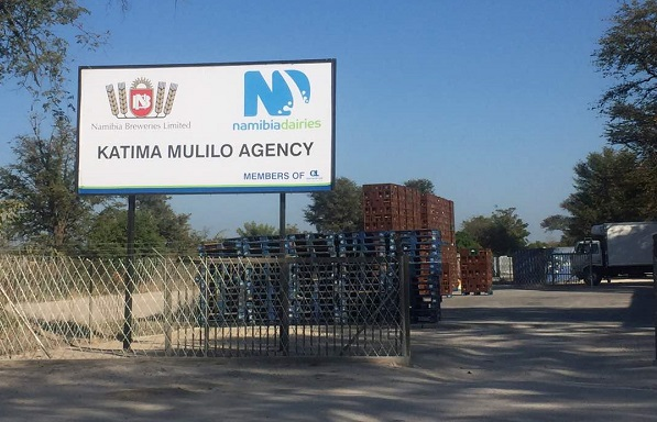 Katima Mulilo dairy depot kindles cross border trade.