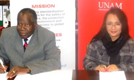 Standards Institute to work hand in hand with UNAM after inking agreement