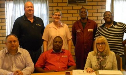 Meatco's Okahandja cold storage certified top in Africa