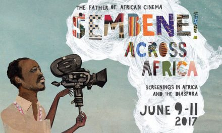 """Father of African cinema"" screening this weekend"