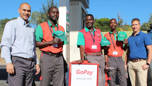 GoPay signs up 94th fuel merchant