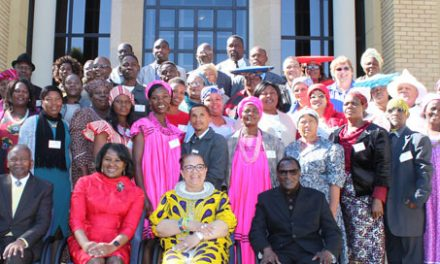 Parliament gives a voice to rural women and men on SDGs