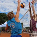 Classic Winter Beach volleyball series continues