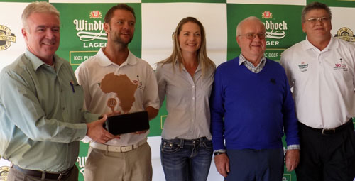 11 countries to tee off at the Windhoek Lager Africa Jacket Championship